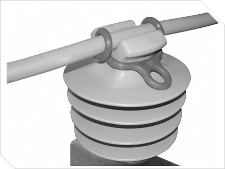 Aislador Polimérico (35 kV)